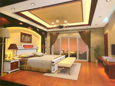 Real estilo dormitorio 3d model download free 3d models for Habitaciones 3d max gratis