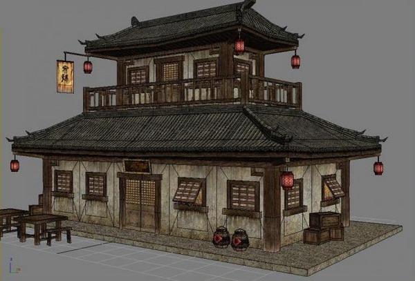 ... sur de modelos 3D / More in: Papel de los dibujos animados y juegos