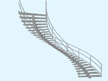 Escaleras modelo 3d 3d model download free 3d models download for Escaleras 3d max