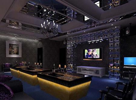 Modelo 3d de la sala de entretenimiento familiar 3d model for Casa moderna juegos