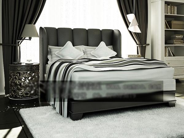 Cama boutique de estilo europeo junto modelos en 3d for Muebles modernos estilo europeo