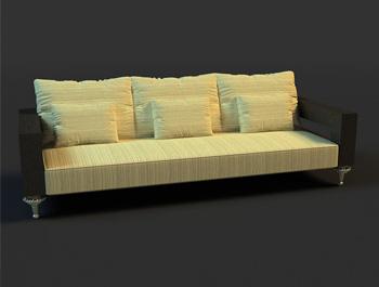 La gente madera europea sill n modelos 3d 3d model for La europea muebles