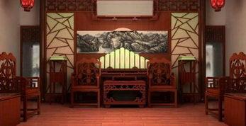 Antiguo modelo de sala de estar 3d model download free 3d for Sala de estar antigua