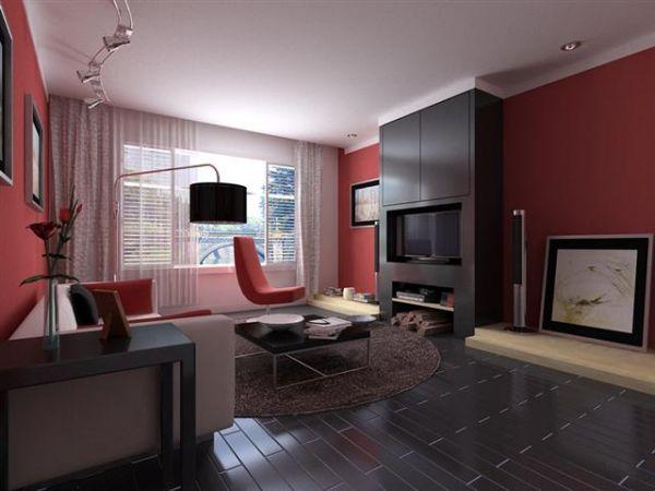 Varios sala de estar 3d model download free 3d models download for Sala de estar oscura