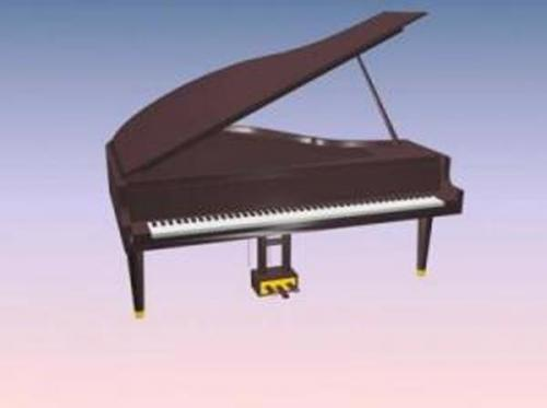 Piano de estilo europeo