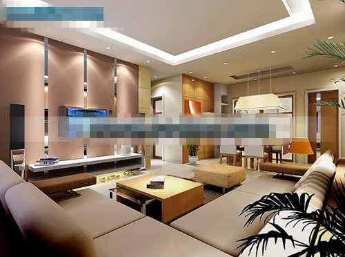 Sala De Estar Karaoke ~ Palabras claves Moderno, habitación luminosa, vida, modelos 3D