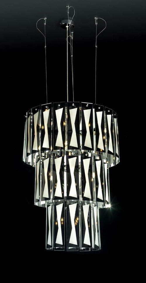 Modelos 3d lamparas descarga gratuita 3d model download - Lampara de arana moderna ...