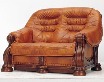 Modernos asientos sof marr n 3d model download free 3d for Muebles modernos estilo europeo