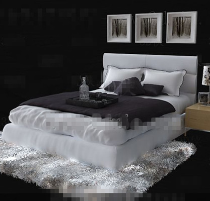 Cama modelo 3d descarga gratuita 3d model download free 3d for Mobel 3d download