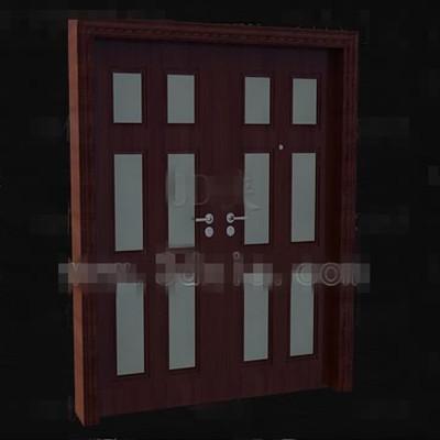 Puertas Modelo 3d Descarga Gratuita 3d Model Download Free