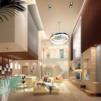 moderno tico lujo sala de estar 3d model download free. Black Bedroom Furniture Sets. Home Design Ideas