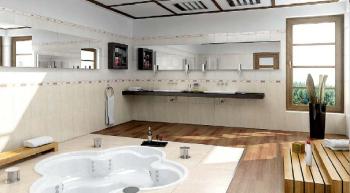 Modelos 3d de cuarto de ba o con encanto exterior 3d model - Cuartos de bano con encanto ...