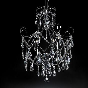 Modelos 3d de ara as de cristal modernas de europa 3d - Lamparas arana modernas ...