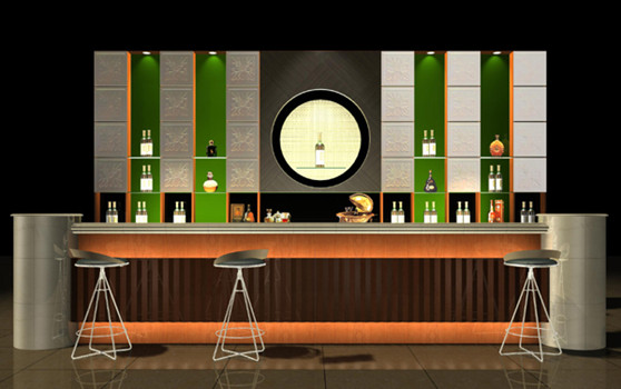 Nuevo modelo de barra de bar 3d model download free 3d for Modelos de barras