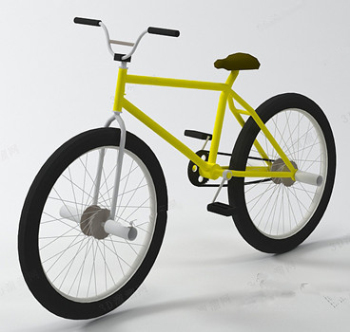 Modelos Yellow Bike 3D
