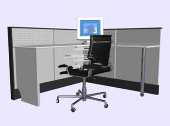 Modelos de sillas giratorias de oficina 3d model download for Sillas para oficina office max