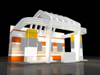 Creative Arts Hall modelos 3D