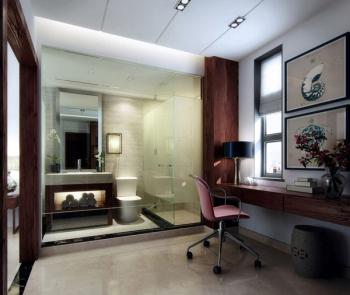3d cuarto de ba o simple biblioteca de modelos 3d model - Modelos de cuarto de bano ...