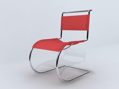 Muebles de oficina sillas 2 3d model download free 3d for Muebles oficina 3d gratis
