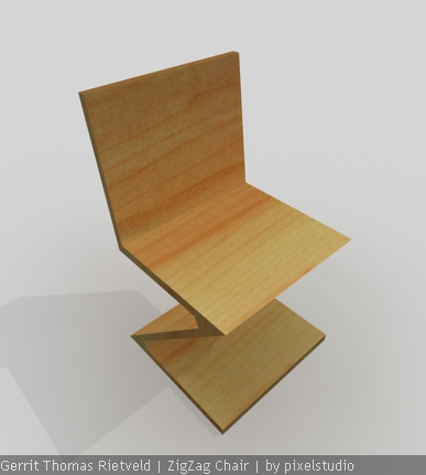 Muebles y sillas 9 3 3d model download free 3d models download for Muebles de oficina 3d max