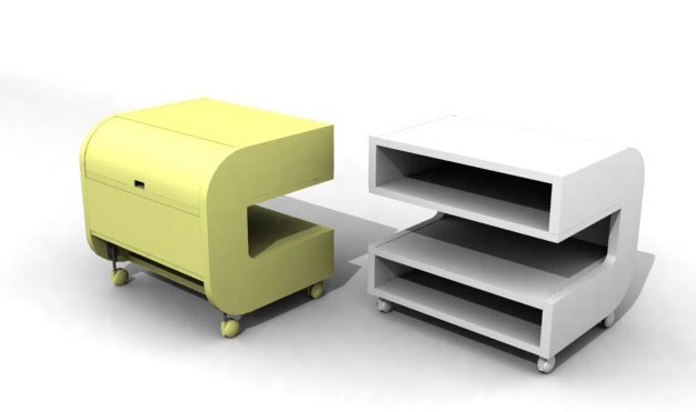 Muebles de ikea 15 3d model download free 3d models download for Muebles de oficina 3d max