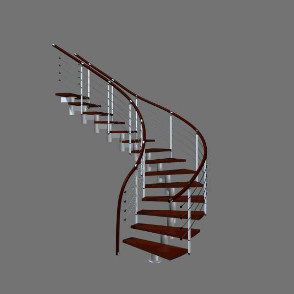 Escaleras 22 3d model download free 3d models download for Escaleras 3d max