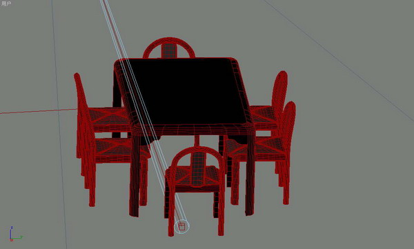001tables combinaci n de muebles y sillas 76 3d model for Muebles 3d gratis