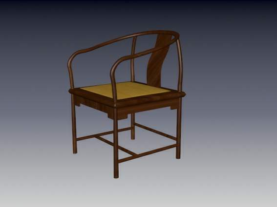 Muebles sillas a067 3d model download free 3d models for Muebles de oficina 3d model