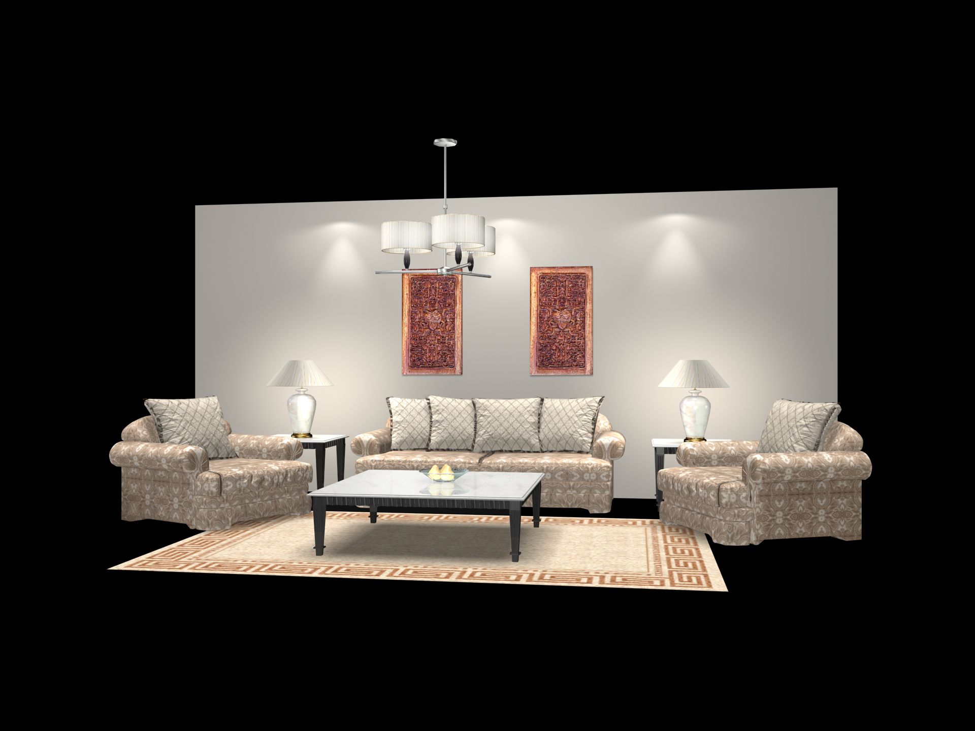 Muebles sas 001 3d model download free 3d models download for Muebles de oficina 3d model