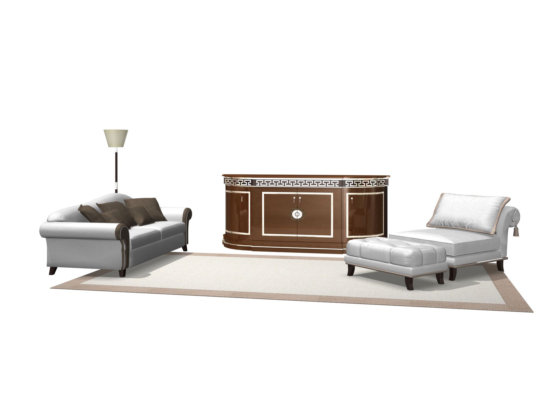 Muebles sas 003 3d model download free 3d models download for Muebles de oficina 3d model