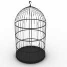 Leisurelibrary - 3d modelo birdcages